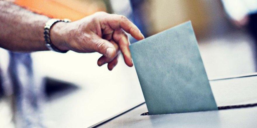 31 Mart 2019 yerel seçimlerinde seçmenlerin oy kullanacağı sandıklar belli oldu