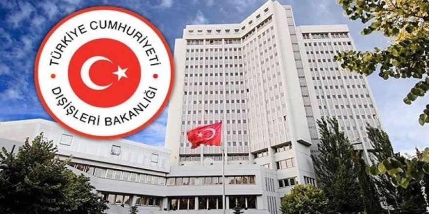 Türk Dışişleri Çin'in Oyununu Bozdu