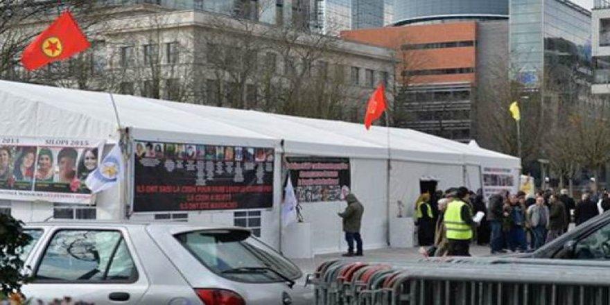 Belçika mahkemesi PKK'lı teröristleri yargılamadı