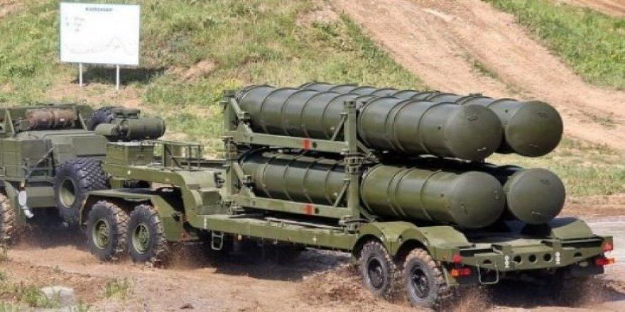 Ruslar S-500'ü Türkiye vermeye hazırız dedi.