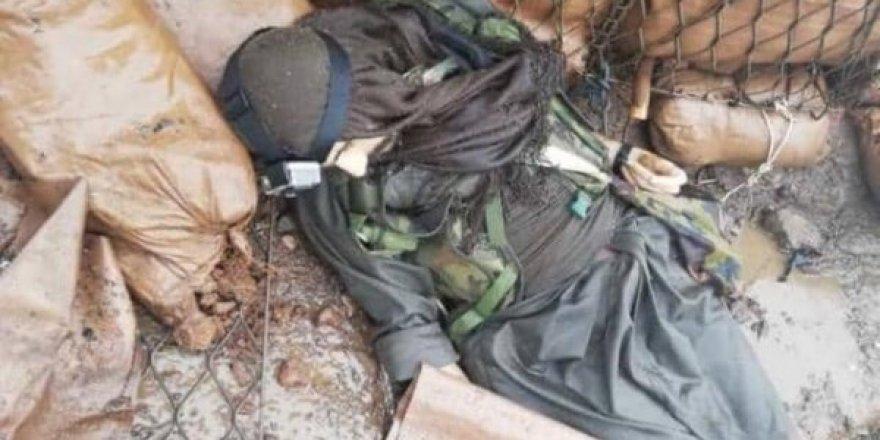 Karakola saldıran PKK'lı terörist öldürüldü