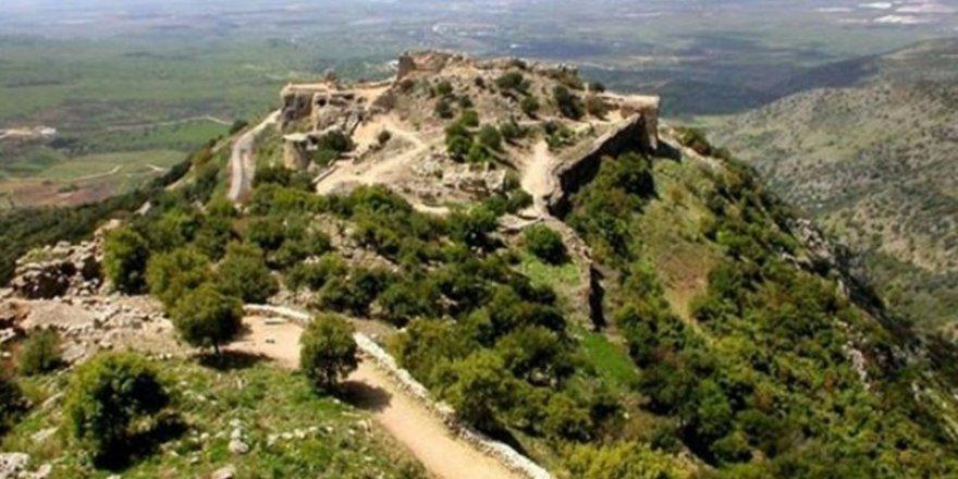 Amerikalılar Golan Tepesin'de Petrol buldular