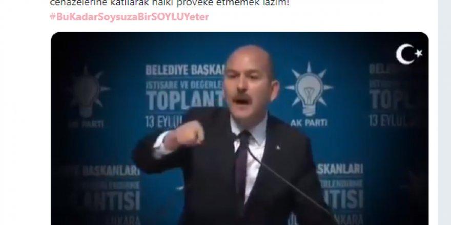 """Cübbeli Ahmet Hoca """"Bu kadar soysuza bir Soylu yeter"""" paylaşımı"""