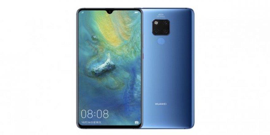 Huawei Mate 20 X 5G telefonu tanıtıldı: İşte özellikleri ve fiyatı