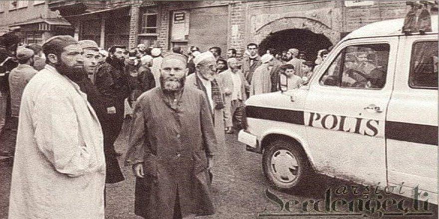 Şehîd Hızır Ali Muradoğlu Hoca Efendi rahmet ile anılıyor