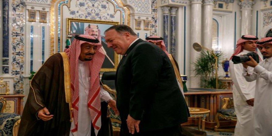 Amerika Arap ülkelerinden koruma parası istedi