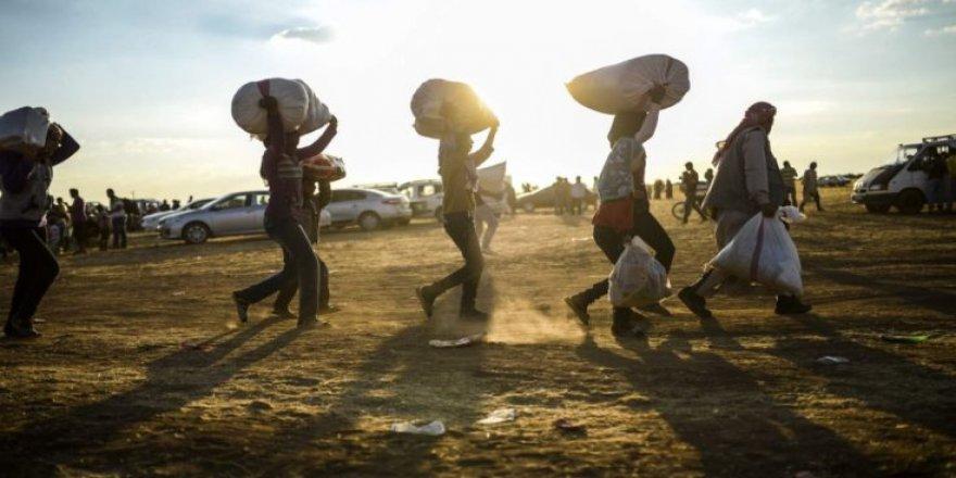 Danimarka'dan çıkan mültecilere 18 bin Euro ve uçak bileti