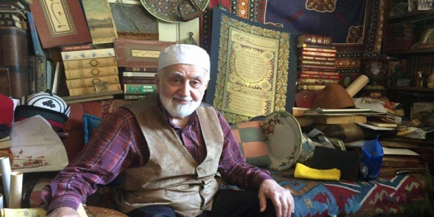 Ehl-i Sünnet'in keskin kalemi Mehmet Şevket Eygi vefat etti