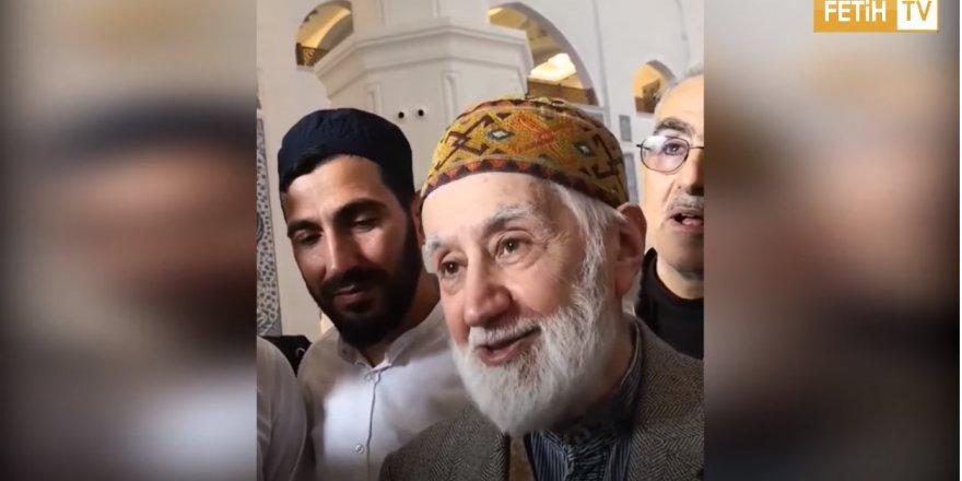"""""""Yakında Müslümanlar Amerikaya Hakim Olacak"""" Mehmet Şevket Eygi"""