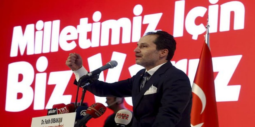 Fatih Erbakan'dan Türkiye Büyük Millet Meclisine kritik çağrı