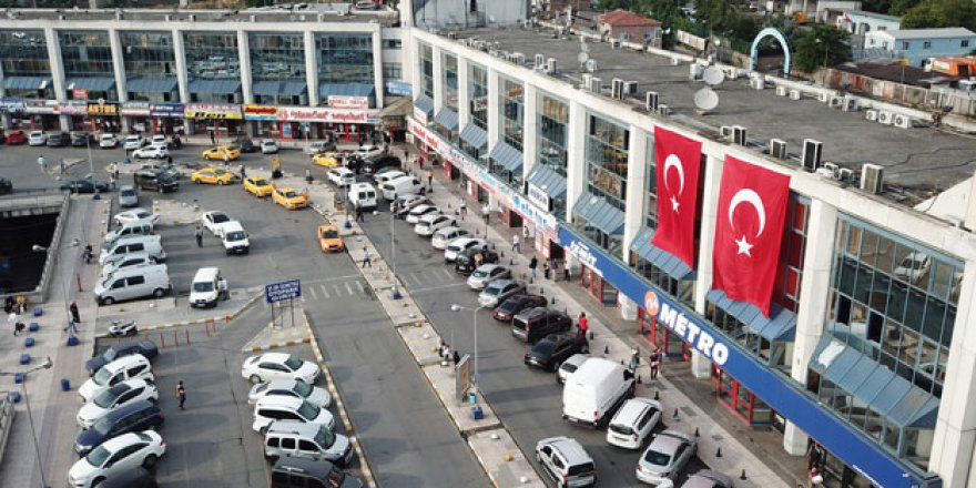 Mahkeme kararı Esenler Otogarı'nın İSPARK'a devrini durdurdu