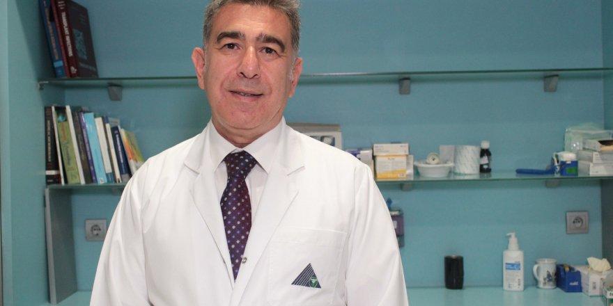 Prof. Dr. Çağrı Büke:Karaciğer yetmezliğini kronik hepatit kaynaklı