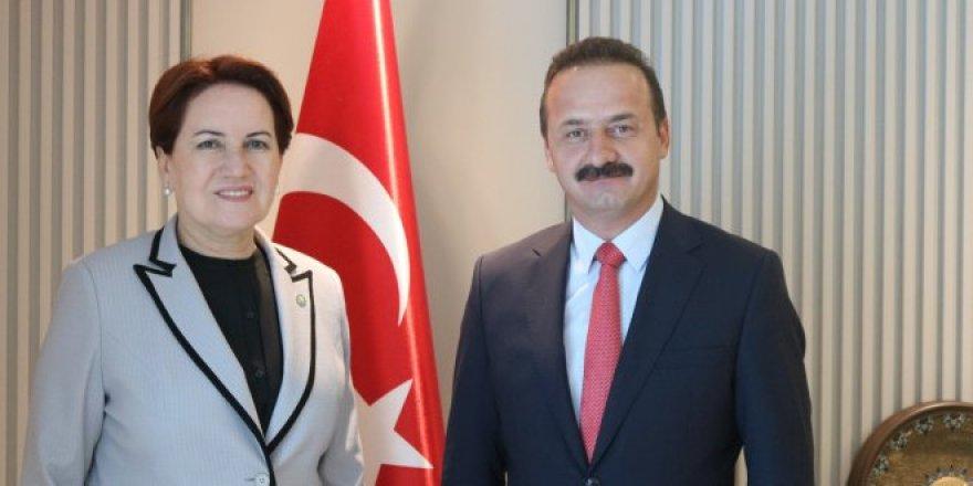 İyi Parti Genel Başkanı Meral Akşener, Yavuz Ağıralioğlu'nu görevden aldı