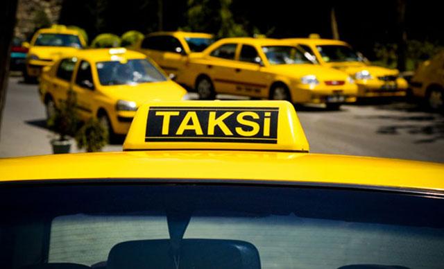 İstanbul taksi şoförlerini incelediler...