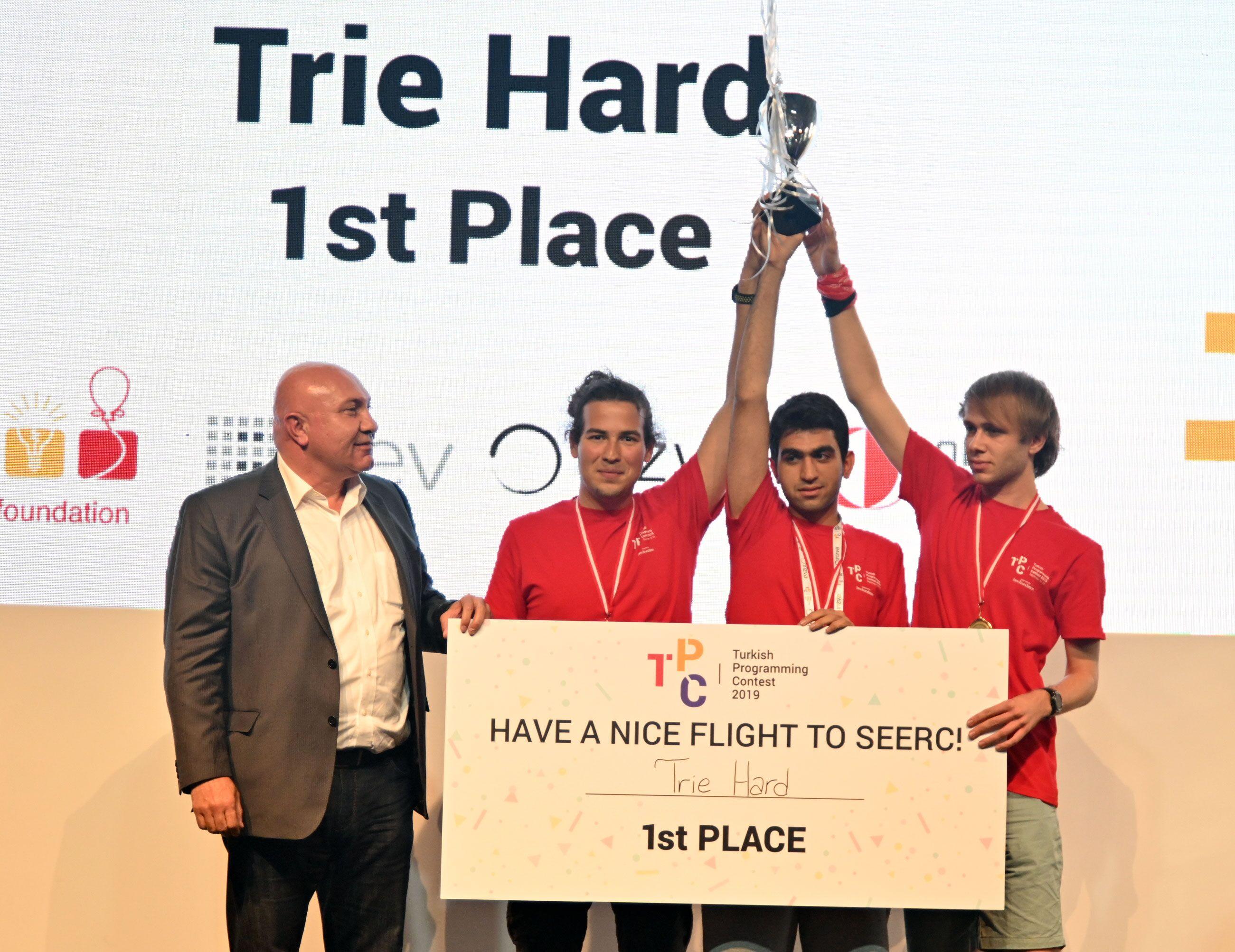 Ulusal Programlama Yarışması'nın kazananları Bükreş yolcusu