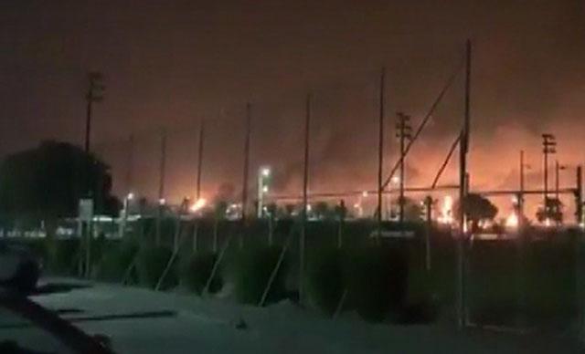 Suudi Arabistan Petrol tesislerine yapılan saldırıda 'ABD'nin parmağı var' iddiası