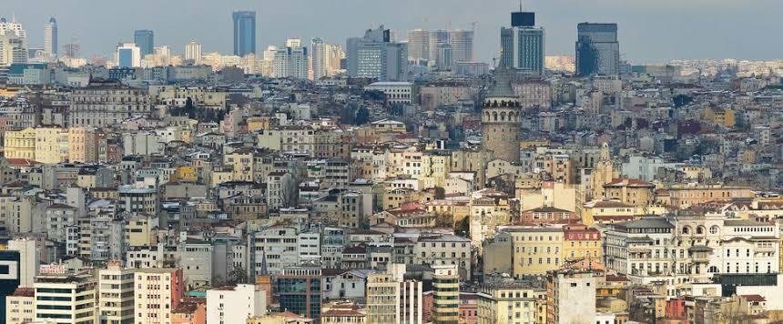 İstanbul'da yapılan deprem araştırması