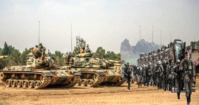 Türkiye bölgede barış koridoru oluşturmayı amaçlıyor