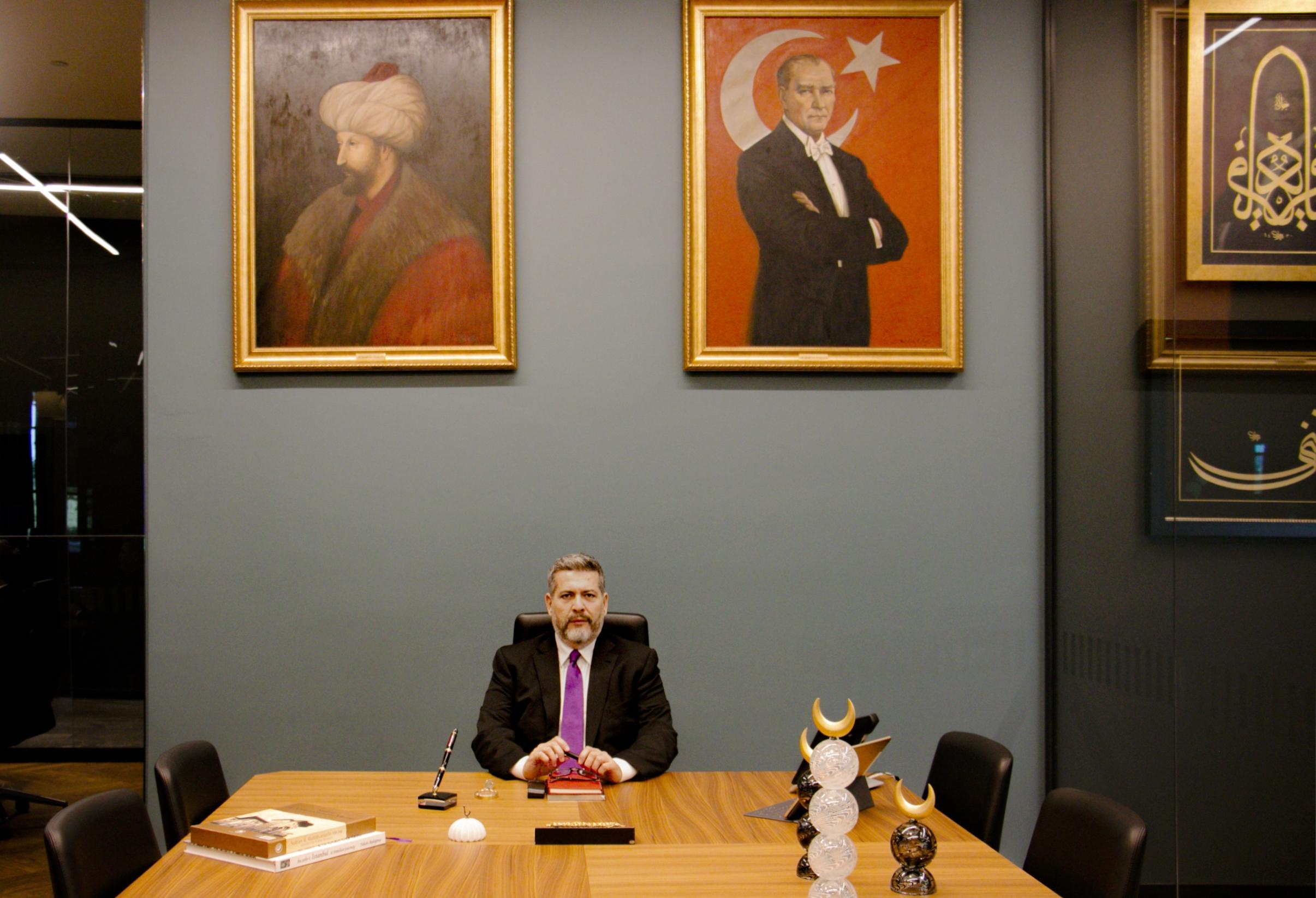 Bu operasyon Türkiye'nin en önemli güvenlik sorununa karşı başlatılmıştır.
