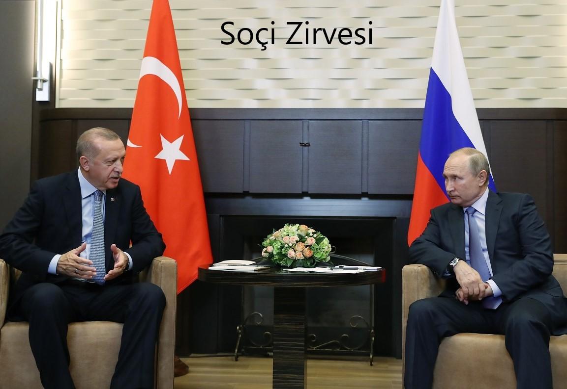 Türkiye ile Rusya arasında imzalanan mutabakatta ortak açıklama