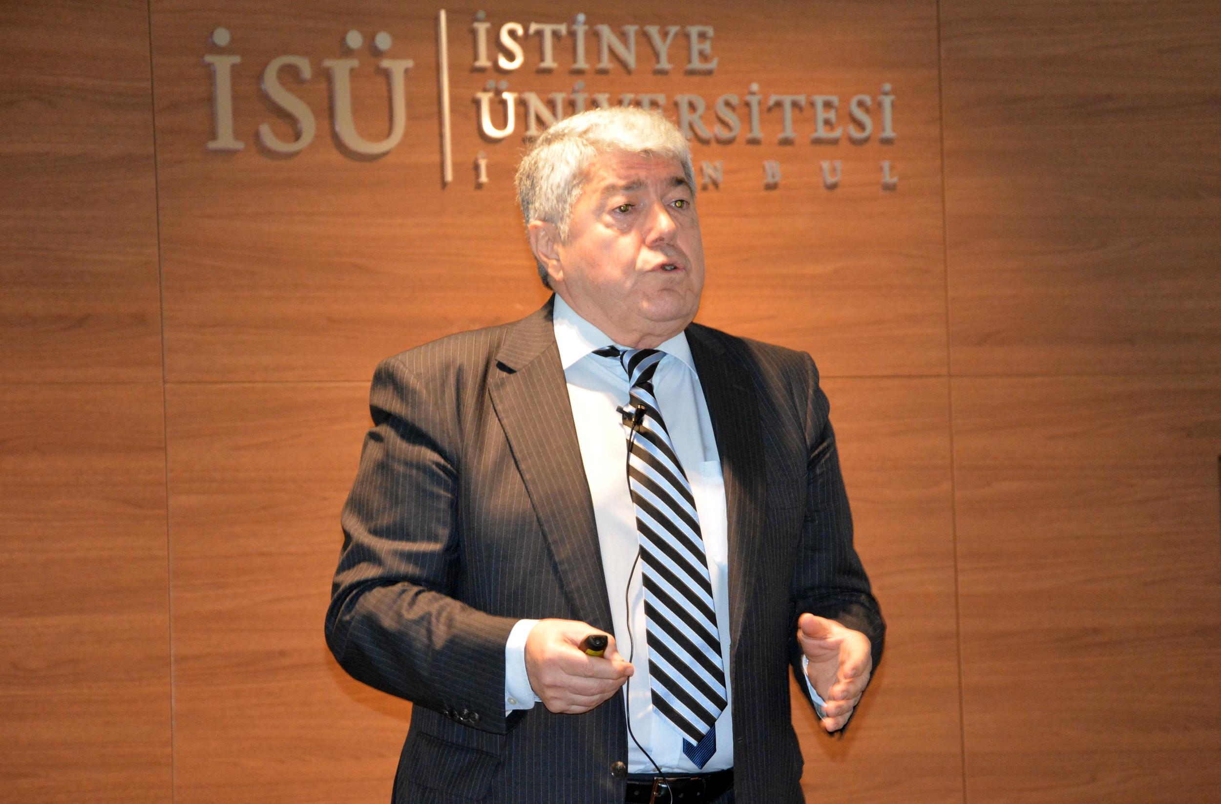 Profesör Doktor Ali Beba'dan girişimci adaylarına tavsiye: Sağlık alanına yönelin