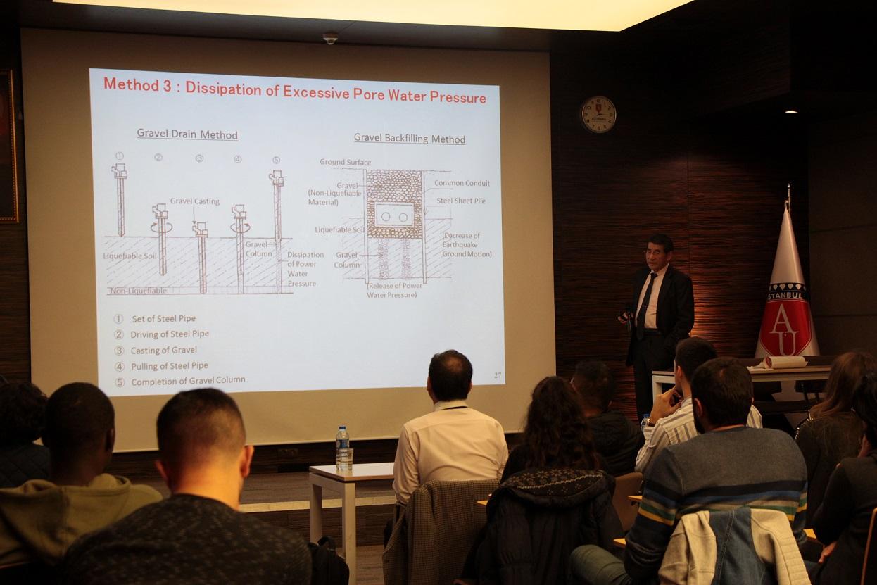 Prof. Dr. Masanori Hamada: Gelecek 50 yılda deprem tahmini yapmak imkansız