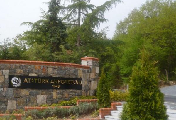 İstanbul,Atatürk Arboretumu