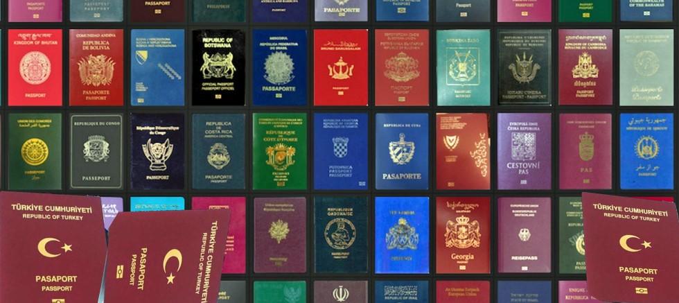 En güçlü pasaporta sahip ülkeler belli oldu