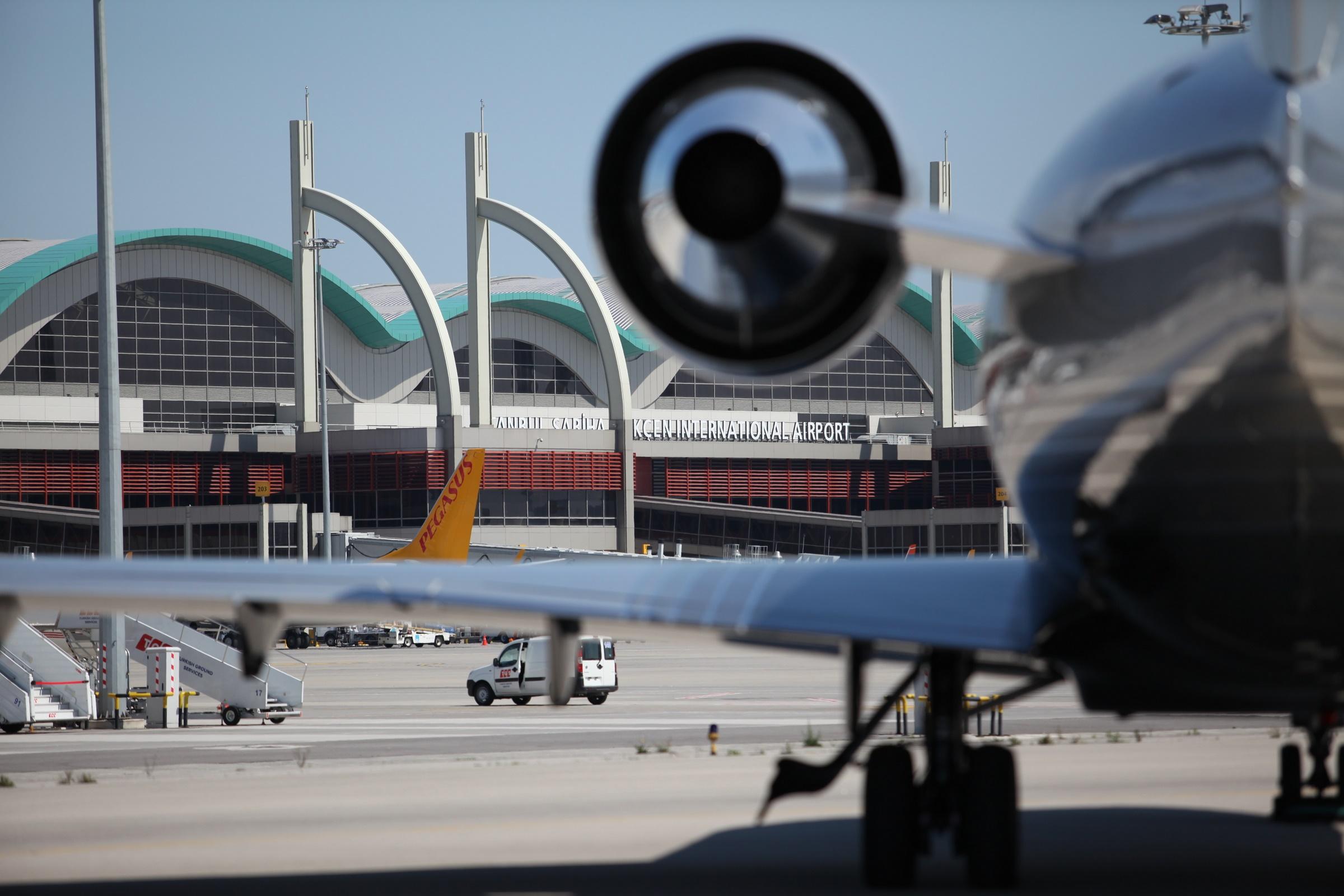 Sabiha Gökçen Uluslararası Havalimanı'na ABD'den 'yeşil bina sertifikası'