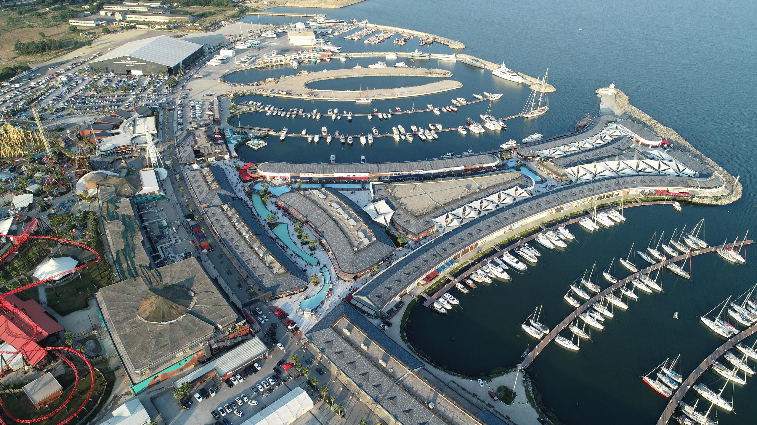 Viaport Marina'da Tekne kampanyası bir ay daha uzatıldı