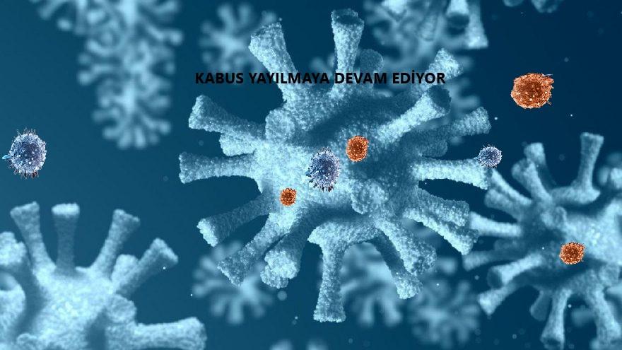 Korona sınıra dayandı! Virüs dünyayı etkisi altına almaya devam ediyor.