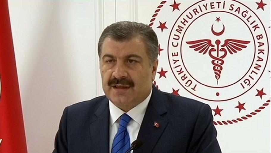 """Sağlık Bakanı Fahrettin Koca; """"Sıkı tedbirlerle bu sorunu aşacağız"""""""