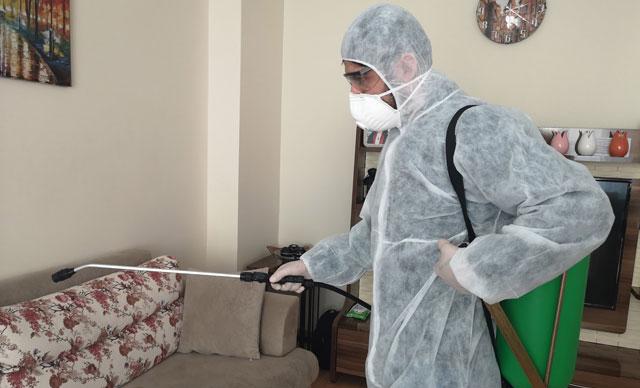 Dezenfekte işlemi yaptırmadan önce dikkat edilmesi gerekenler