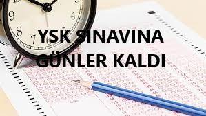 Yükseköğretim Kurumları Sınavı (YKS) için sayılı günler kaldı.