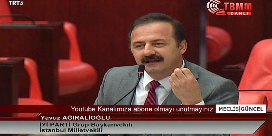 Yavuz Ağıralioğlu:Ayasofya, fethin kılıç hakkıdır. Bir an önce ibadete açılmalıdır. Abdestimizle bekliyoruz.