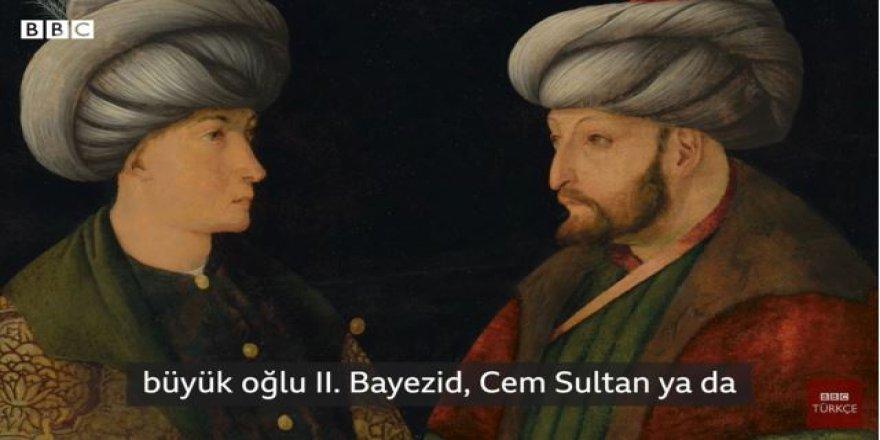 Fatih Sultan Mehmet Han Hz'lerinin portresi Londra'da açık artırmayla satılacak