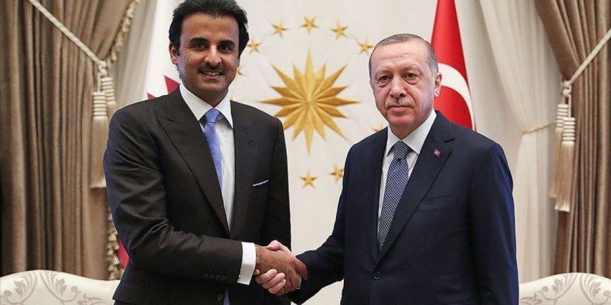 Cumhurbaşkanı Erdoğan, yarın Katar'a ziyaret gerçekleştirecek.
