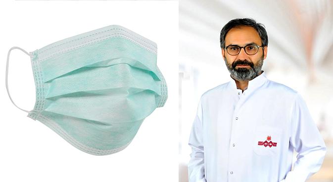 Uzmanlar uyardı ! Terleyen maskeler'de bakteriler çoğalıyor