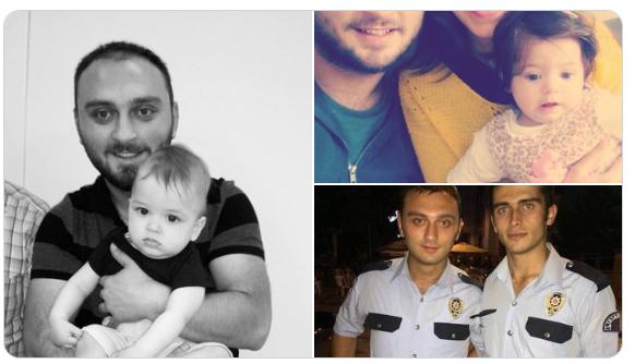Bağcılar'da silahlı saldırı sonucu Polis memuru Erkan Gökteke Şehit oldu