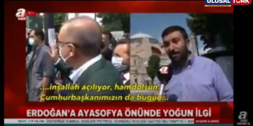 """""""86 yıllık zincir kırıldı Elhamdülillah"""""""