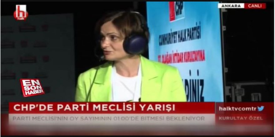 Canan Kaftancıoğlu:CHP inançsız diyorlar
