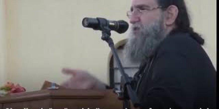 """Yunan rahip """"Ayasofya'yı koruyan Türkler olmasaydı Ayasofya düşerdi"""""""