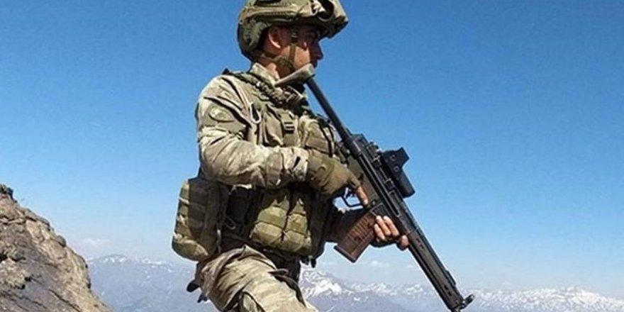 MİT ve TSK'dan Asos bölgesinde ortak operasyon !