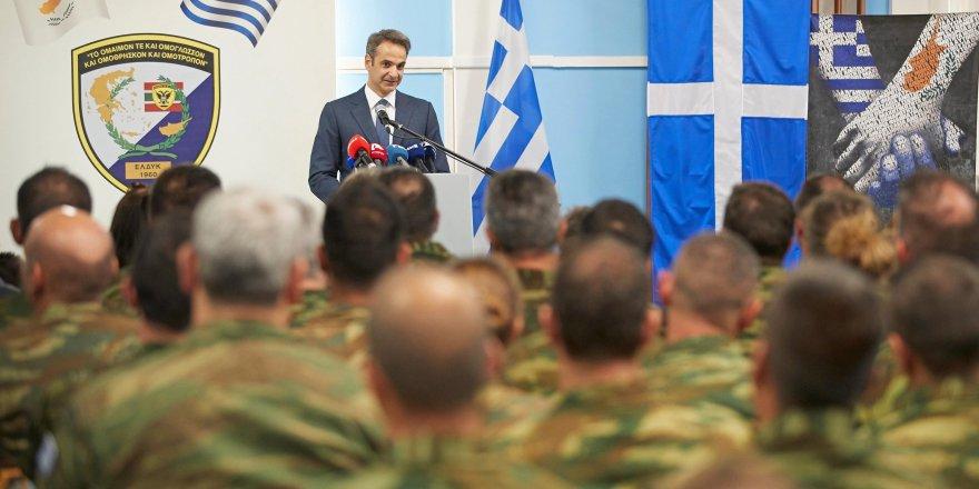 Yunan ordusu alarma geçti ! İzinler iptal