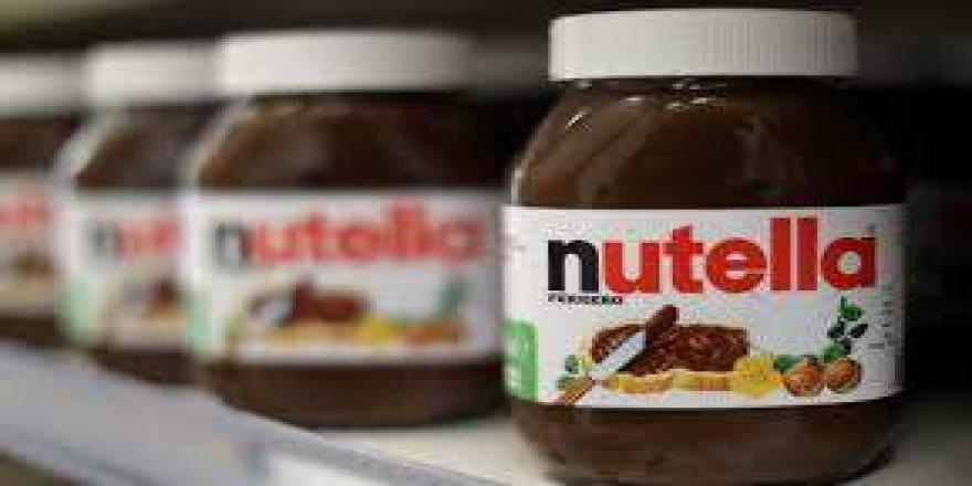 Nutella'nın resmi hesabından attı: Helal değiliz