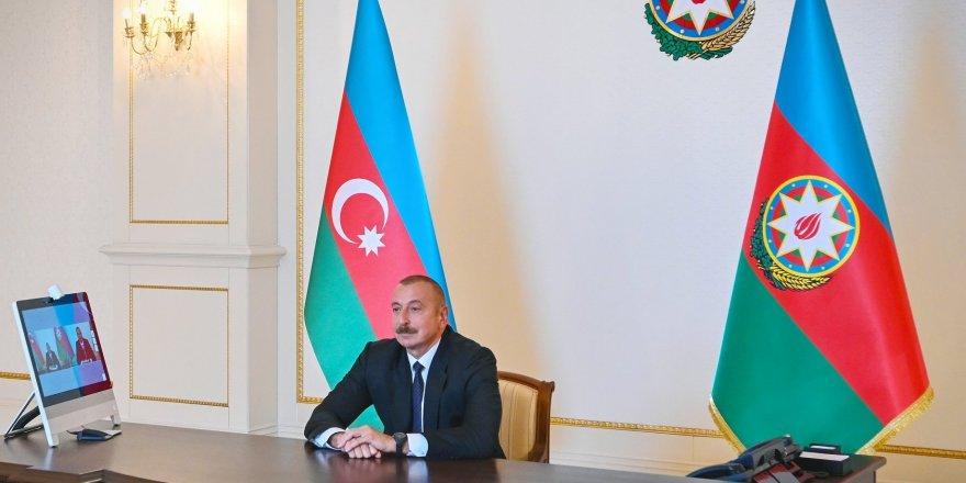 İlham Aliyev:Topraklarımızı geri alacağız