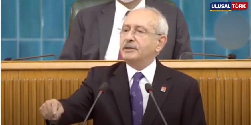 """Kılıçdaroğlu'ndan Bahçeli'ye """"Suriyeli Türkmenlere Arapça Nutuk gönderdik"""""""