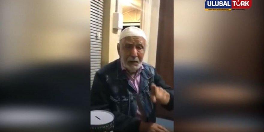 Iraklı Kemal amcanın Erdoğan sevgisi
