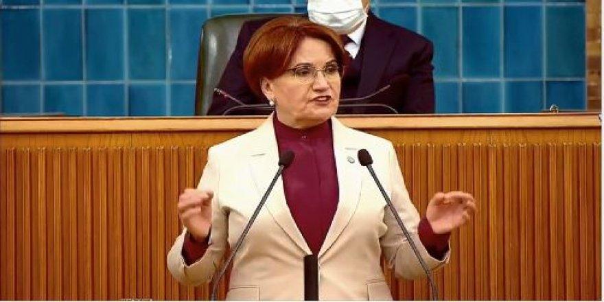 Meral Akşener'den Ümit Özdağ ve Buğra Kavuncu açıklaması