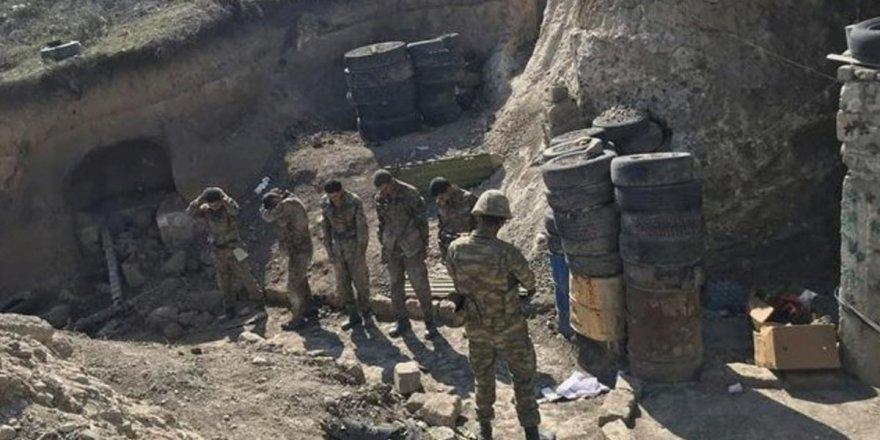 Azerbaycan Ordusu, 8 köyü daha Ermenistan işgalinden kurtardı